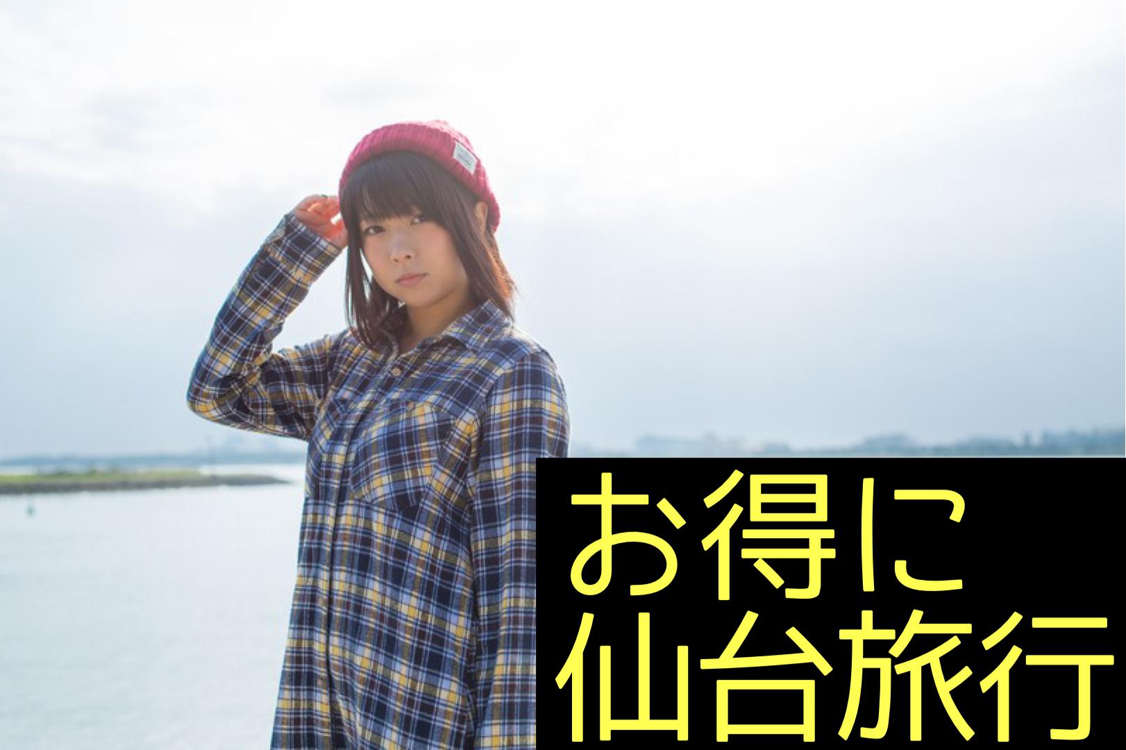 【誰でも格安でお得に楽しめる】仙台へ旅行してきました